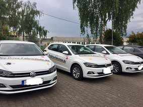 Volkswagen Polo Fahrschule