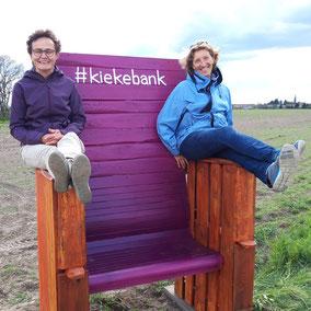 selfie auf kiekebank - Flaeming Skate