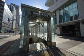 札幌駅北口地下歩道