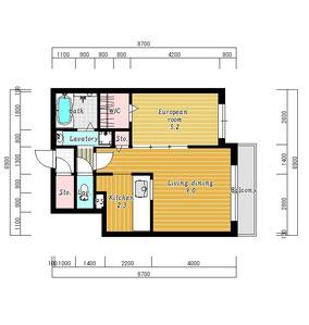 札幌賃貸マンション 〇北区北22条西3-1-21(ベラージオ北22条 -