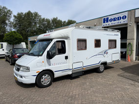 hymer s 790 automaat 2007