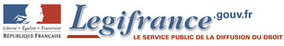 Site Legifrance.gouv.fr