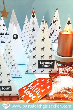 Adventskalender, diy, basteln, selber machen, DIY Adventskalender, Adventskalender selber basteln, Adventskalender selber machen, adventskalender aus papier, weihnachten, adventskalender mann, adventskalender kind, adventskalender freundin, ausgefallene