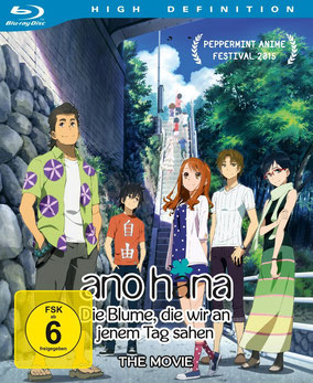 Anohana © Peppermint Anime