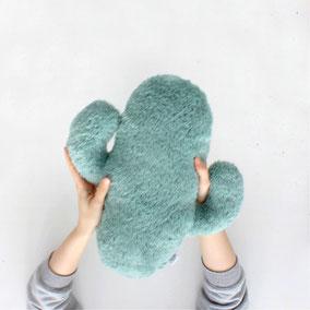 Kaktusch Kuschel-Kisse