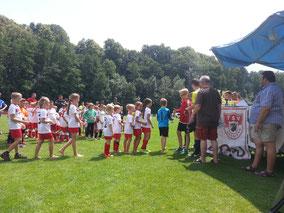 F-Jugend Turnier Kößlarn 2018