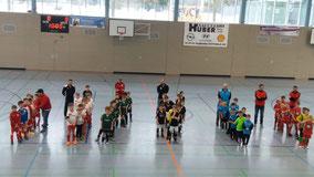 F-Jugend in Pocking 2019