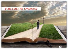 Bibel lesen ist spannend, Der Weg zum Kreuz
