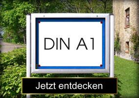 Kirchen-Schaukasten Plakat DIN A1