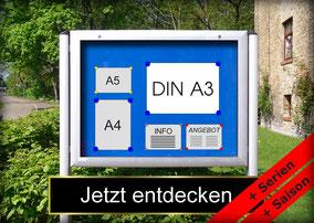 Kirchen-Schaukasten Plakat DIN A3