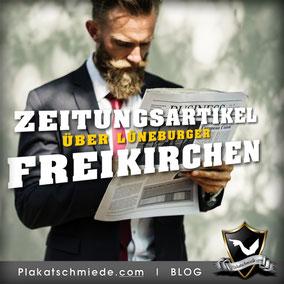 Freikirchen Zeitungsartikel + Kommentar