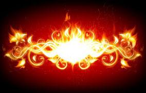 Feuertribal, Dingsbums aus Feuer