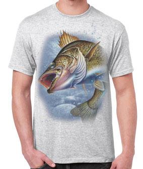 exclusif t-shirt pêcheur mer