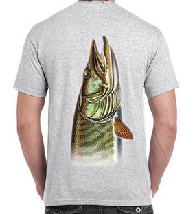 sorti du t-shirt pêche