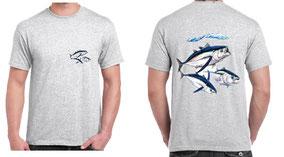 meilleur tshirt de pêche