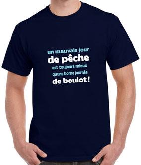 teeshirt marinepêcheur