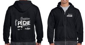 veste pêcheur
