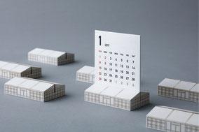 アンカー 営業ツール 卓上カレンダー