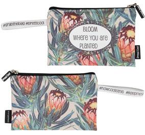 """""""Bloom where you are planted"""" polstasje, origineel cadeau, Zuid-Afrika, verjaardagscadeau, feestdagen"""