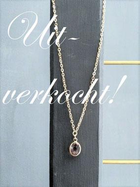 Halsketting B-Jewels, sieraden
