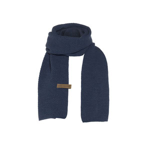 Jeans blauwe sjaal Jazz, Knit Factory
