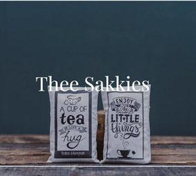 Thee van Sakkie Kado, origineel cadeau, Zuid-Afrika, verjaardagscadeau, Feestdagen