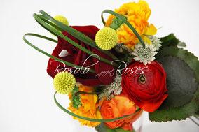 Bouquet miniature pour la Saint-Valentin CHF 35.00