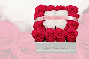 ROSES STABILISEES POUR OCCASIONS SPECIALES
