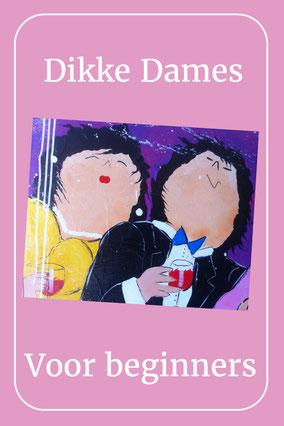 Paint party dikke dames schilderen de website van for Dikke dames schilderen