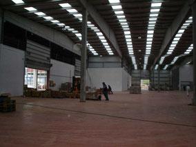 Las Rías Sociedad Coopetiva, Polígono Industrial Espíritu Santo, Sada