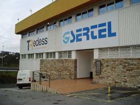 Tredess Gsertel Grupo Televés, Oroso