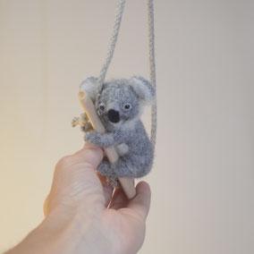 Mobile Koala, Koala Mobiles, Filz Mobile Koala