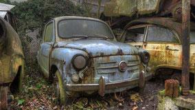 Car Cemetery W.