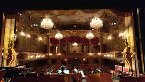 Schlosstheater Schönbrunn Wien by Damaris Richerts