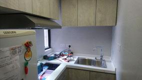 廚房裝修 - 上環