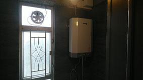 屯門裝修 - 安裝抽氣扇、安裝浴屏