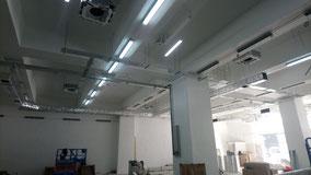 興建本地啤酒廠工程, 食品工場出牌 air conditioner installation for a local food factory/ licence application