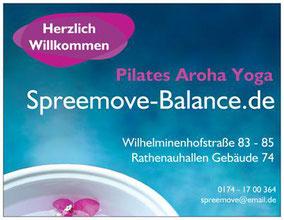 Pilates Berlin Schöneweide