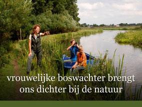 Interview Staatsbosbeheer  Vrouwelijke boswachter brengt ons dichter bij de natuur