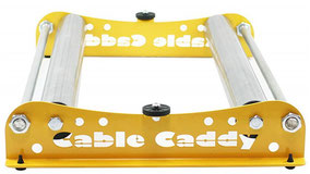 Kabelabwickler Cable Caddy 510, gelb
