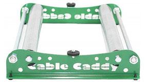 Kabelabwickler Cable Caddy 510, grün