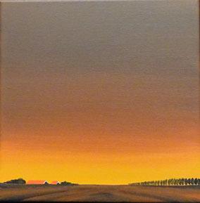 Nelly van Nieuwenhuijzen, schilderij, kunst, Zeeland