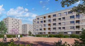Rénovation énergétique d'une copropriété à Saint-Priest (69)