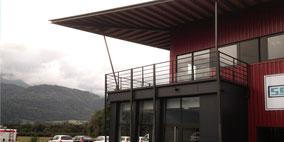 Bâtiment d'activités en Isère (38)