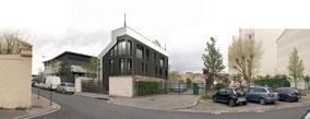 Logements collectifs à Lyon (69)