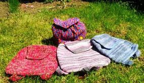 Rucksack je nach Farbe für Jungen oder Mädchen für Ausflüge oder beim Wandern gut geeignet.