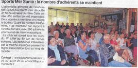 ouest france - le 9 octobre 2014