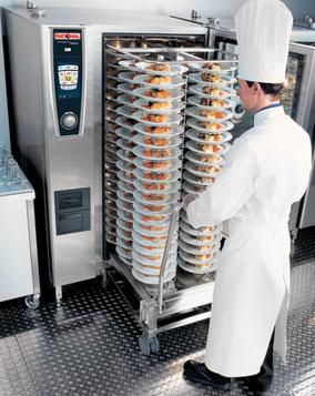 Rational-Kombidämpfer kauft man in Oberbayern bei AR-Küchentechnik