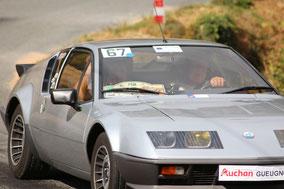30 aout 2020 montée historique Uxeau