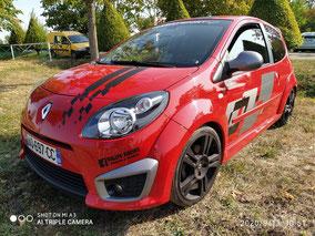 13 septembre 2020, expo auto passion 71 à Saint Albain